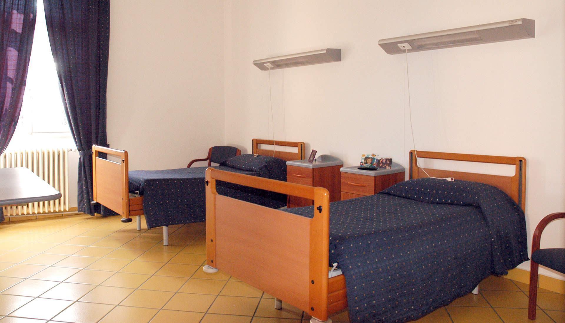 Casa di riposo o trinchieri a romagnano sesia provincia for Arredamenti case di riposo